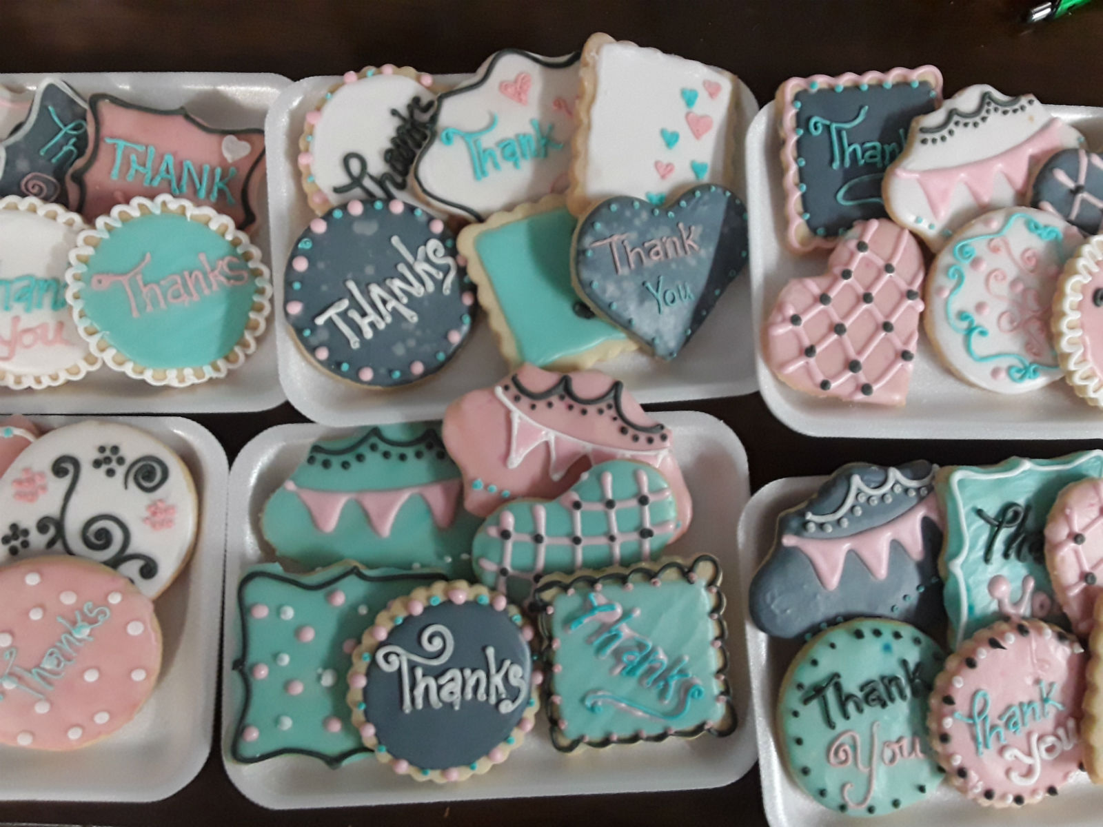 Weddingfavourcookies